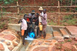 The Water Project:  All Smiles At The Spring