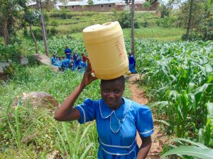 The Water Project:  Student Silvia