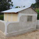 The Water Project: Gimariani Secondary School -  Completed Latrines