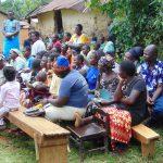The Water Project: Ebutindi Community, Tondolo Spring -  Participants