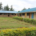 The Water Project: Sawawa Secondary School -  Classrooms