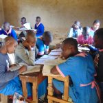 The Water Project: Gidimo Primary School -  Students In Class