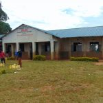 The Water Project: Jinjini Friends Primary School -  Administration Block