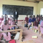 The Water Project: Mukoko Baptist Primary School -  Students In Class