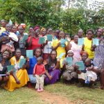 The Water Project: Ebutindi Community, Tondolo Spring -  Training Complete