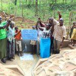 The Water Project: Bumavi Community, Joseph Njajula Spring -  Thank You