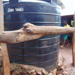 The Water Project: Gamalenga Primary School -  Close Up Of Water Tank