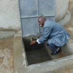 The Water Project: Gimariani Secondary School -  School Administrator Pleased With The Tank