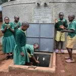 The Water Project: Friends School Mutaho Primary -  Cheers Of Joy For Clean Water