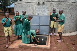 The Water Project:  Cheers Of Joy For Clean Water
