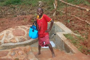 The Water Project:  Happy With Clean Fresh Water
