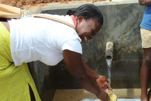 The Water Project:  Grateful For Clean Water