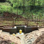 The Water Project: Bumavi Community, Joseph Njajula Spring -  Completed Spring