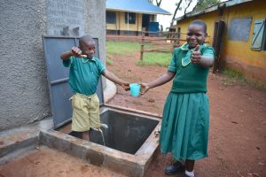The Water Project:  Plenty Of Water For Everyone