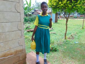 The Water Project:  Student Agnes