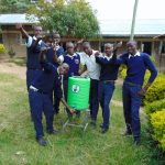 The Water Project: Gimariani Secondary School -  Thumbs Up For Handwashing