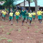 The Water Project: Gamalenga Primary School -  Students Playing