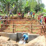 The Water Project: Ebutindi Community, Tondolo Spring -  Celebrating The Spring