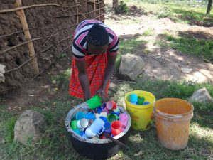 The Water Project:  Washing The Drinking Cups