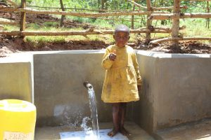 The Water Project:  All Ages Appreciate Safe Water