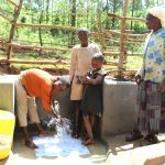 The Water Project: - Bumavi Community, Joseph Njajula Spring