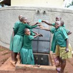 The Water Project: Friends School Mutaho Primary -  Splash
