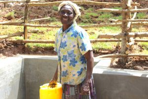 The Water Project:  Happy Community Member
