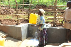 The Water Project:  Mounting Water To Walk Home