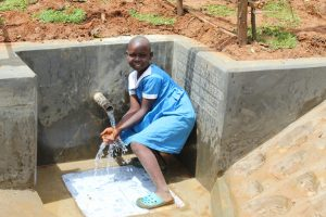 The Water Project:  Happy For Clean Water