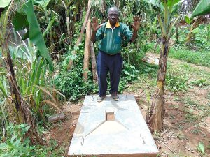 The Water Project:  Proud New Owner Of A Sanitation Platform