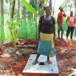 The Water Project: Ebutindi Community, Tondolo Spring -  Proud New Owner Of A Sanitation Platform
