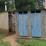 The Water Project: Sawawa Secondary School -  Boys Latrine Block