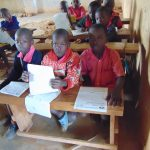 The Water Project: Jinjini Friends Primary School -  Students Revising Exams