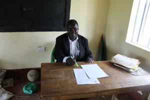 The Water Project:  Teacher Mr Patrick Ashikuku