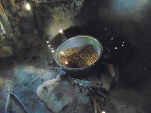 The Water Project:  Food Cooking In The Kitchen