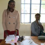 The Water Project: Mukoko Baptist Primary School -  Teachers In The Staffroom