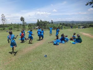 The Water Project:  Students On The Playground