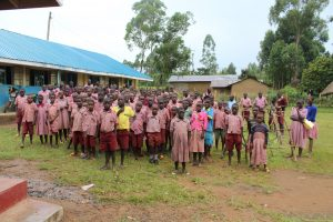 The Water Project:  Pupils At An Assembly