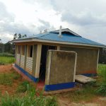 The Water Project: Bulukhombe Primary School -  Boys Latrines