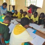The Water Project: Gamalenga Primary School -  Students In Class