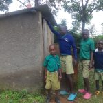 The Water Project: Friends School Mahira Primary -  Boys At Their Latrines