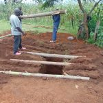 The Water Project: Sikhendu Primary School -  Preparing Ground For Latrines