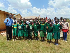 The Water Project:  Students Who Attended The Training