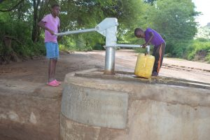 The Water Project:  Pumping