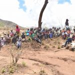 The Water Project: Kasioni Community C -  Shg Members