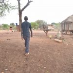 The Water Project: Kasioni Community B -  Walking Around Compound