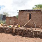 The Water Project: Kasioni Community C -  Compound