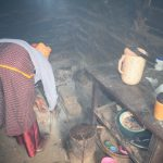 The Water Project: Kasioni Community C -  Inside Kitchen