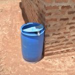 The Water Project: Kasioni Community C -  Water Storage