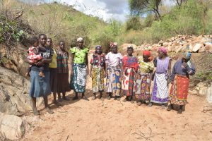 The Water Project:  Shg Members